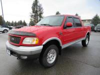 Come test drive this 2003 Ford F-150 SuperCrew! A