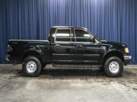 Clean Carfax Two Owner 4x4 Truck with Aftermarket