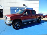 We are excited to offer this 2003 Ford Super Duty