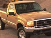 Only 59,867 Miles! This FORD TRUCK SUPER DUTY F250