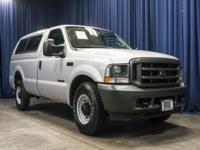 One Owner RWD Powerstroke Turbo Diesel Truck!  Options: