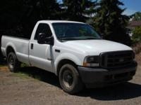2003 FORD F-350 1 TON PICK-UP 6.0L POWER STROKE TURBO