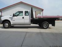This 2003 Ford F-350, Ext Cab, Dually, XL has extremely
