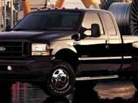 Power Stroke 6.0L V8 DI 32V OHV Turbodiesel and 4WD.