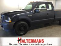 LEATHER. RWD. Extended Cab! Switch to Halterman Toyota!