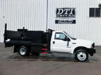 Good Running Diesel Flatbed Truck With Only 67K Miles.