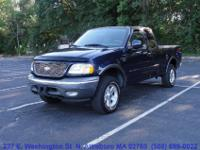 1 Owner 2003 FORD F150 XLT FX4 Off Road SuperCab 4X4