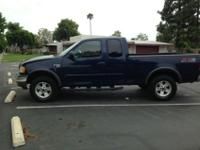 Offered is a fully loaded F150 Supercab with the FX4