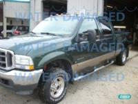 Options Included: N/AFord F250 Crew Cab V8 7.3L 4x4