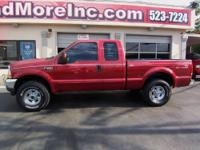 Just In-Prestine Low Mileage Non Smoker F250 Super Duty