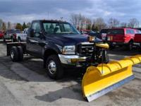 Stock #A8335. 2003 Ford F-350 'XL' Chassis Cab