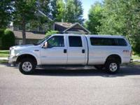 2003 Ford F350 in Excellent Condition Silver Exterior