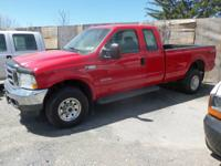 2003 Ford F350 XLT 4x4 Extended Cab Long Bed; 6.0