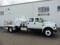 American Spray Technologies Truck Mounted Custom 700