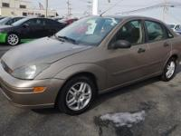 2003 Ford Focus 4dr Car SE Our Location is: Liberty