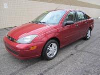 CHECK OUT THIS 2003 FORD FOCUS SE 4dr MODEL! THIS 4Cyl.