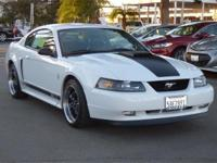 2003 Ford Mustang 2D Coupe Mach 1 Our Location is: