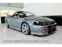 nbsp;This 2003 Ford Roush Mustang GT Stage 3