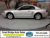 2003 Ford Mustang CARS HAVE A 150 POINT INSP, OIL