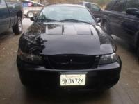 I'm offering my 2003 Ford Mustang Cobra SVT with only
