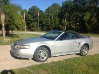 Offering my 2003 Ford Mustang Convertible Nice Reliable