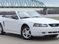 This very clean 2003 Ford Mustang Convertible COSTS is