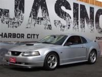 This 2003 Ford Mustang 2dr 2dr Coupe GT Deluxe Coupe