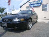 *2003 FORD MUSTANG GT*CLEAN CARFAX AND AUTOCHECK ONLY A