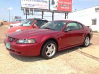 2003 Ford Mustang: V6 engine 5 speed manual