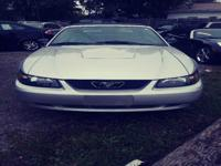 Options:  2003 Ford Mustang Base|2Dr Fastback|Nice Car!