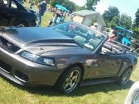up for sale is my 2003 ford mustang gt conv.