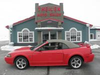2003+ford+mustang+gt+convertible%21+Victory+red%21+Supe