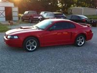 Hi I am selling my 2003 mustang GT it is a 5-speed has
