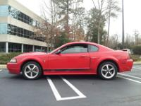 2003 FORD MUSTANG MACH 1  ONLY 31,700 ACTUAL