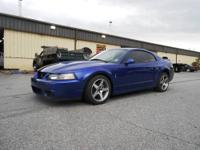 This is the real deal, a 5K mile Showroom New SVT Cobra