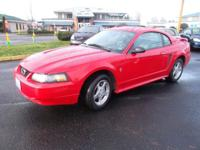 2003 ford mustang v6 car super clean in and out. low