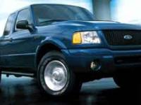 This Silver 2003 Ford Ranger Edge might be just the