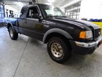 2003 Ranger XLT 126'/3200MM Wheelbase FX4 Off Road