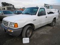 2003 Ford Ranger Pickup Gas engine, auto trans 68,374