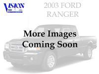 Recent Arrival! Black ABS brakes. 2003 Ford Ranger Edge