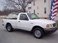 2003 FORD RANGER XL REGULAR CAB SHORTBED 2WD 2.3L L4