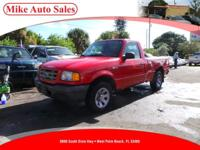 Options:  2003 Ford Ranger Xlt| |Center High-Mounted