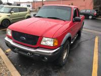 Looking for a clean, well-cared for 2003 Ford Ranger?