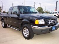 Options Included: N/A2003 Ford Ranger Supercab XLT,