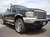 GAS TRUCK!! 24 RIMS!! leather seats, power windows,