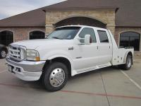 WE HAVE A 2003 FORD F-450 LARIAT WITH THE 6.0