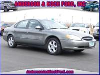 New to the Lot! Front driver and passenger airbags and