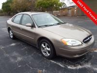 2003 Ford Taurus SES, ** 4D Sedan ** Alloy wheels **