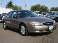 Options Included: Front Wheel Drive, Driver Air Bag,