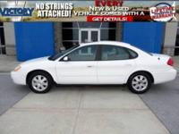 2003 FORD TAURUS SE...FOUR DOOR SEDAN THE ENGINE IS A